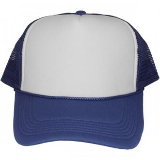 Casquette Trucker Masterdis - Royal Blue / White Baseball Cap