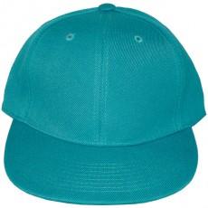 Casquette Snapback Masterdis - Turquoise Original Retro Blank Cap