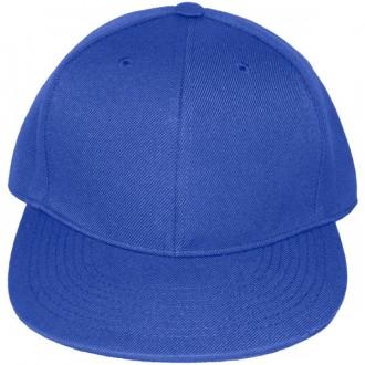 Casquette Snapback Masterdis - Royal Blue Original Retro Blank Cap