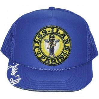 Casquette Trucker Jessilann - Justice - Blue