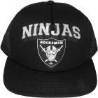 Ninja Trucker Snapback - Black