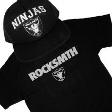 Ensemble Tee+Cap Rocksmith Ninja 1 - Black