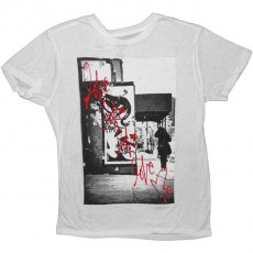 T-shirt Obey - Nubby Thrift Tees - Love Me 03 - White