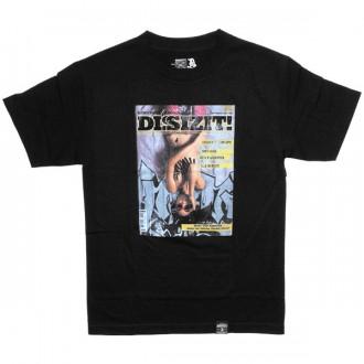 T-shirt Dissizit! - For Men Tee - Black