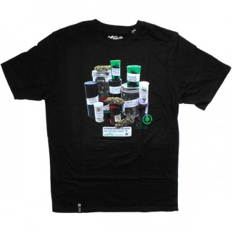 T-shirt LRG - Container Collection Tee - Black