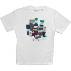 T-shirt LRG - Container Collection Tee - White