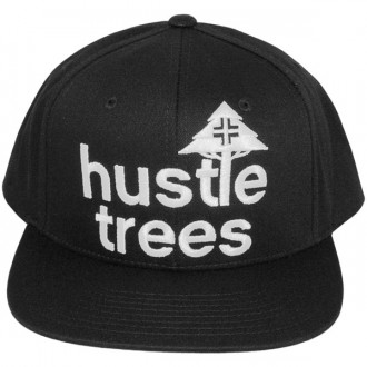 Casquette Snapback LRG - Core Collection Hustle Trees Hat - Black