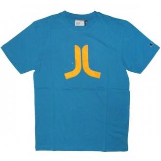WESC T-shirt - Icon - Brillant Blue