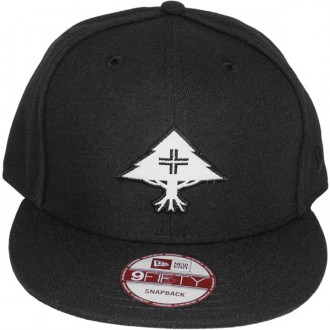 Casquette Snapback LRG x New Era - 9Fifty Core Collection Hat - Black