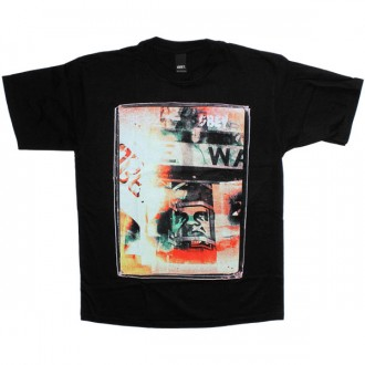 T-shirt Obey - Basic Tee - Wild In The Streets - Black