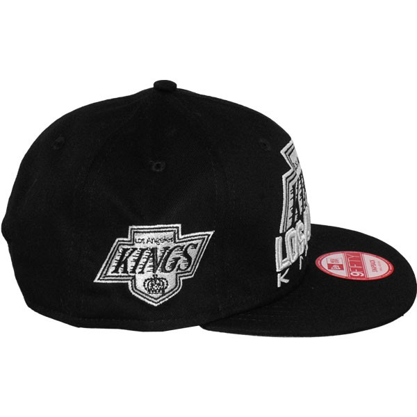 8c202c176554a Casquette Snapback New Era - 9Fifty NFL Retro Chop - Los Angeles Kings