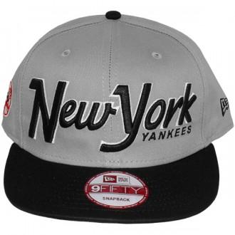 Casquette Snapback New Era - 9Fifty MLB Snapitback - New York Yankees