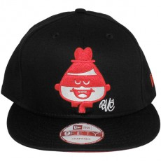 Casquette Snapback New Era - 9Fifty Artist Series - Cheeky Bue Man