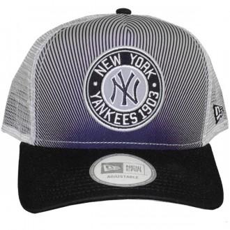 Casquette Trucker New Era - 9Forty MLB Trucker Badge - New York Yankees