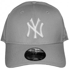 Casquette Trucker New Era - 39Thirty Stretch Fit MLB League Basic - New York Yankees - Grey
