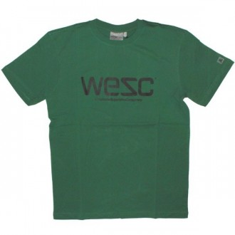 WESC T-shirt - Wesc - Verdant green