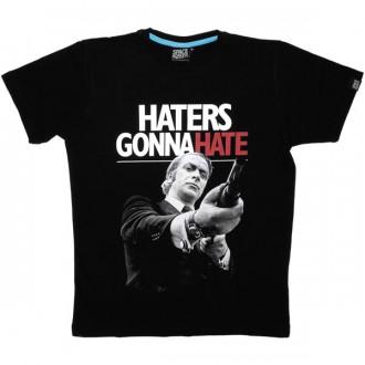 T-shirt Space Monkeys - Haterz Tee - Black
