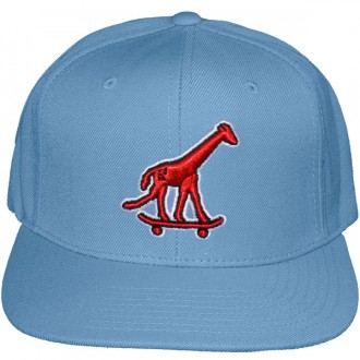 Casquette Snapback LRG - Skate Snap Hat - LA Sky Blue