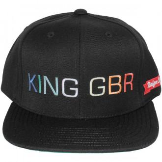 Casquette Snapback King Apparel x Starter - Defy Starter Snapback - Black