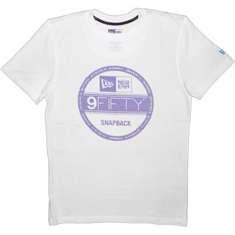 T-shirt New Era - Illusion Visor Tee - White