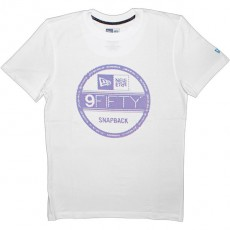 T-shirt New Era - Illusion Visor Tee - White