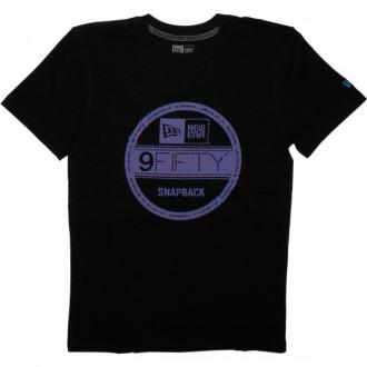 T-shirt New Era - Illusion Visor Tee - Black