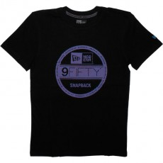 T-shirt New Era - Illusion Visor Tee - Black