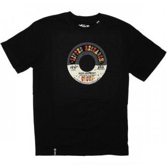 T-shirt LRG - LRG Record Label Tee - Black