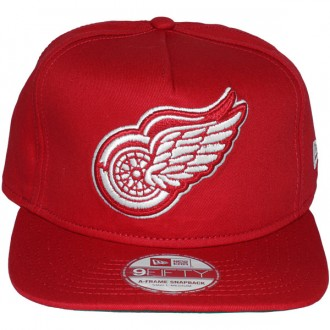 Casquette Snapback New Era - 9Fifty NHL Vintage Team BITD - Detroit Red Wings