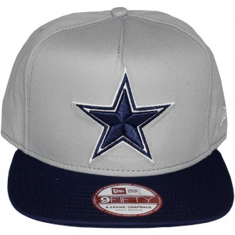 Casquette Snapback New Era - 9Fifty NFL Reverse Team Logo - Dallas Cowboys