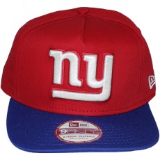Casquette Snapback New Era - 9Fifty NFL Reverse Team Logo - New York Giants