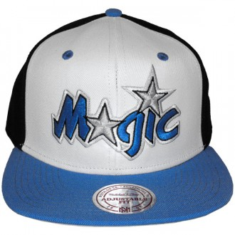 Casquette Snapback Mitchell & Ness - NBA High Crown - Orlando Magic