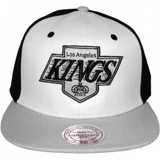 Casquette Snapback Mitchell & Ness - NHL High Crown - Los Angeles Kings