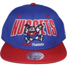 Casquette Snapback Mitchell & Ness - NBA Flashback - Denver Nuggets