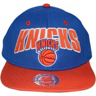 Casquette Snapback Mitchell & Ness - NBA Flashback - New York Knicks