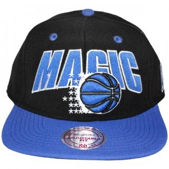 Casquette Snapback Mitchell & Ness - NBA Flashback - Orlando Magic