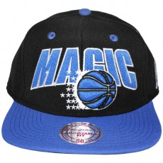 Casquette Snapback Mitchell & Ness - NBA Flashback - Orlando Magic