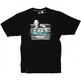 LRG T-shirt - Kampaii Tee - Black