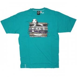LRG T-shirt - Kampaii Tee - Turquoise