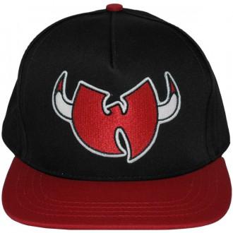 Casquette Snapback Wu-Tang - Wu Chicago snapback - Black/Red