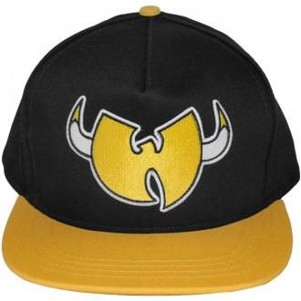 Casquette Snapback Wu-Tang - Wu Chicago snapback - Black/Yellow