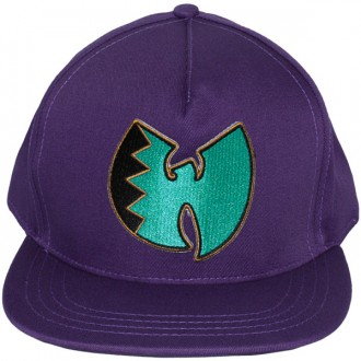 Casquette Snapback Wu-Tang - Wuzona snapback - Purple/Royal Blue