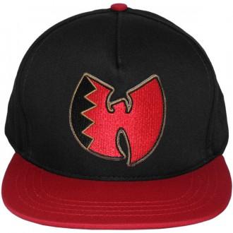 Casquette Snapback Wu-Tang - Wuzona snapback - Black/Red