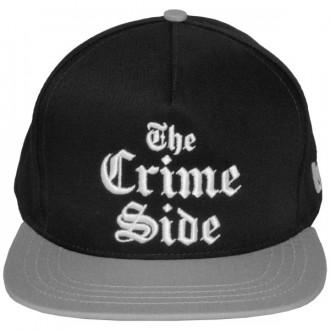 Casquette Snapback Wu-Tang - Crime Side snapback - Black