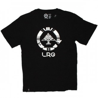 LRG T-shirt - Life Cycle Tee - Black