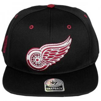 Casquette Snapback 47 Brand - Twill Oath - Detroit Red Wings