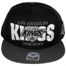 Casquette Snapback 47 Brand - First Class - Los Angeles Kings