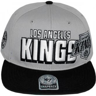 Casquette Snapback 47 Brand - Mamma Jamma - Los Angeles Kings