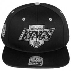 Casquette Snapback 47 Brand - Twill Oath - Los Angeles Kings