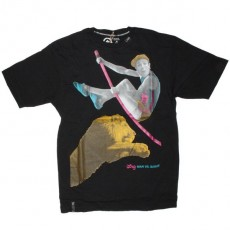 LRG T-shirt - Man Vs. Beast Tee - Black